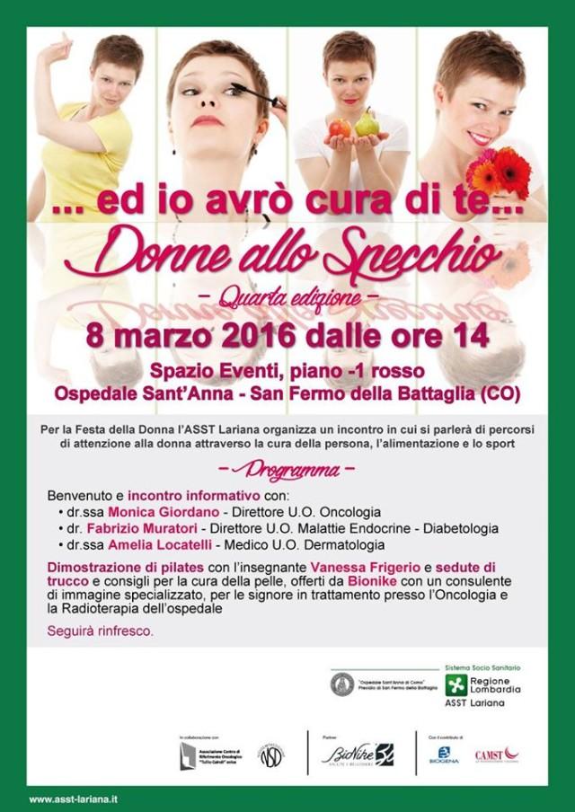 Associazione centro di riferimento oncologico tullio cairoli onlus attivit in day hospital - Ragazze nude allo specchio ...