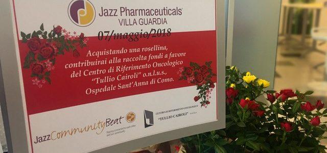 Jazz Pharmaceuticals e Tullio Cairoli