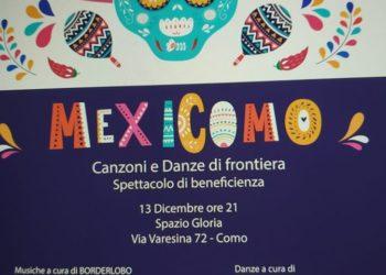 MEXICOMO – 13 dicembre